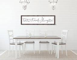 Tutti A Tavola A Mangiare Eat Sign Mangia Kitchen Sign Etsy Build A Table Kitchen Signs Dining Room Walls