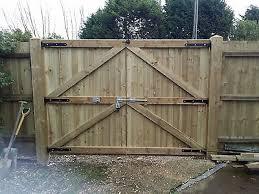 Wooden Driveway Gates Garden Gates Double Gates Featheredge Gates Wooden Gates Driveway Wood Gates Driveway Wood Fence Gates