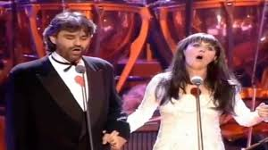 Andrea Bocelli ft. Sarah Brightman | Time To Say Goodbye - YouTube