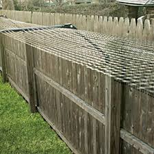 Existing Fence Conversion System Kit For Cats Cat Playground Outdoor Cat Fence Outdoor Cat Enclosure