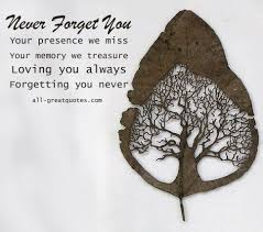 your presence we miss your memory we treasure sympathy card