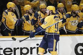 Preds' 1st big trade of 2016 paying off for team, Johansen