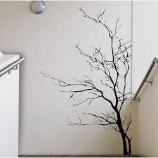 Loon Peak Bare Tree Branches Wall Decal Wayfair