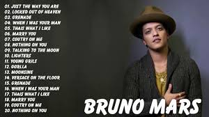 Bruno Mars Love Songs 2019 I Bruno Mars Greatest Hits Cover I Best Songs Of Bruno  Mars - YouTube