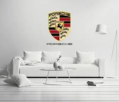 Porsche Luxury Car Mural Wall Decal Sticker Sport Cars For Home Car Laptop Check Out This Great Product Note Amazon Aff Cars Mural Wall Decal Sticker Mural