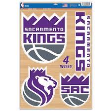 Official Sacramento Kings Car Accessories Auto Truck Decals License Plates Store Nba Com
