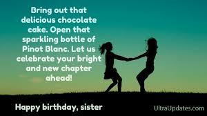 best happy birthday wishes and quotes for sisters