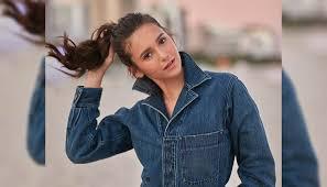 nina dobrev shares her day to night