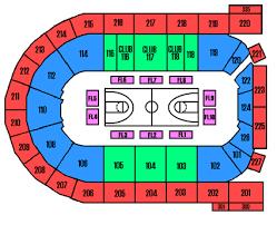 seating charts mohegan sun arena