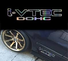Silly Boys Vtec Is For Girls Import Jdm Car Decal Sticker