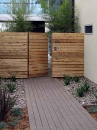 Right Part Fixed Middle Gate With Images Backyard Gates Fence Design Wood Fence Design