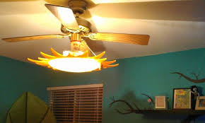 Let S Try To Make A Sun Light For The Ceiling Fan Ceiling Fan Light Rock Climbing Wall