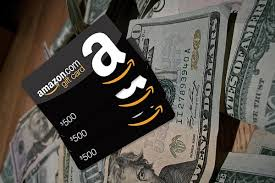sell your amazon gift card for cash