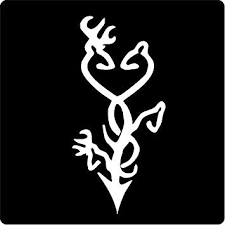 Amazon Com Browning Family Deer Vinyl Decal Sticker For Window Car Truck Boat Laptop Iphone Wall Motorcycle Helmets Gaming Console Size 5 66 X 12 White Automotive
