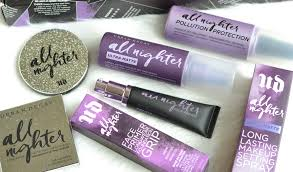 all nighter primer ultra matte makeup