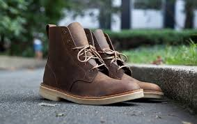 how to waterproof clarks desert boots