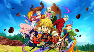 ANIME Ignition INDIA - The Seven Deadly Sins Grand Cross OST ...