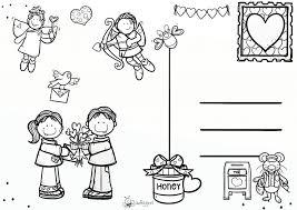 Valentijnsdag Kleurplaat Jufbijtje Nl