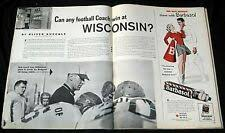 Football Wisconsin Badgers NCAA Publications for sale   eBay