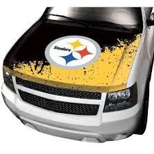 Pittsburgh Steelers Car Hood Cover Steelers Gear Pittsburgh Steelers Steelers Merchandise