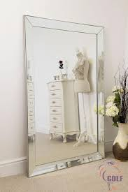 framed venetian mirror