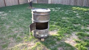 55 gallon drum smoker project bbq