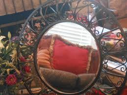 ashton sutton wall mirror large oval