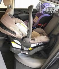 graco infant car seat carrier snugride