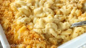 southern baked macaroni cheese i