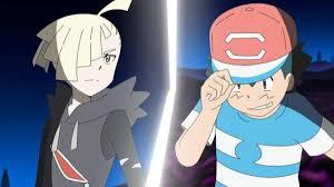Hay campeón! Ash y Pikachu se enfrentaron a Gladio en la Final de ...