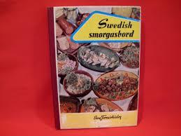 swedish smorgasbord cookbook recipes