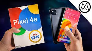 Google Pixel 4a Unboxing - Ridiculous ...