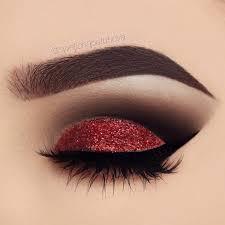 red eye makeup makeup