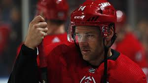 Justin Williams Returns to Canes Ready to Compete