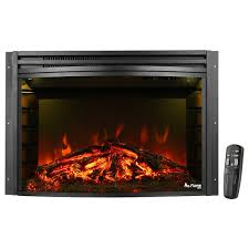 corner electric fireplaces stoves