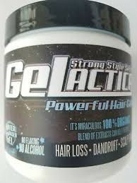powerful hair gel gelactica strong