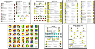 printable rubik s cube guides pdfs for