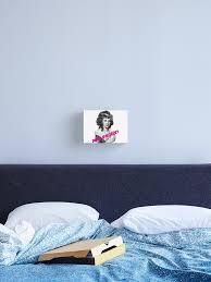 "And Peggy Hamilton "" Canvas Print by sparkes529 | Redbubble"