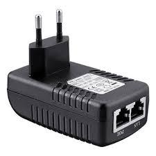 eu plug cctv security 48v 0 5a 24w poe