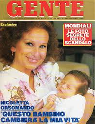NICOLETTA ORSOMANDO oggi annunciatrice RAI