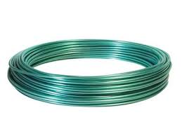 Pvc Coated Wire Anti Corrosive Material For Chain Link Fence