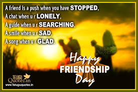 happy friendship day quotes and sayings for facebook and whats app