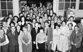 Ericsson Warehouse, Beeston c1957