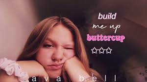 build me up buttercup   cover by ava bell - YouTube