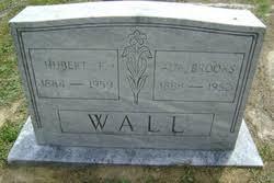 Ada Brooks Wall (1888-1952) - Find A Grave Memorial