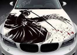 Car Hood Decal Vinyl Sticker Graphic Wrap Decal Truck Etsy
