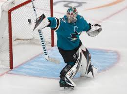 NHL: San Jose Sharks want Aaron Dell to show improvement