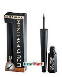 makeup revolution liquid eyeliner ultra