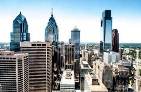 Philadelphia Skyline Wall Murals And Removable Wall Decals Limitless Walls