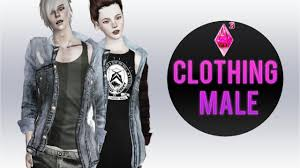pack clothes man sims 3 cc